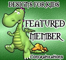 Designs for Kids, featured member by LoneAngel