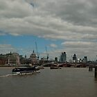 London from south Bank by Ciara(Kevin & Paula) Neupert