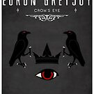 Euron Greyjoy Personal Sigil by liquidsouldes