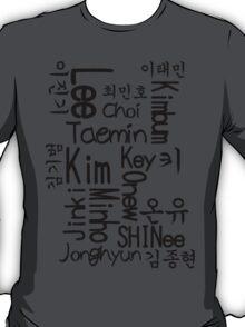 All Shinee T-Shirt