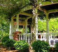 Garden Terrace by ctheworld