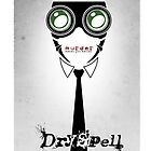 Dry Spell - Black Baron Logo by kinetic-press