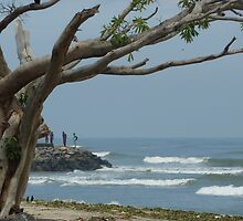 Indian Ocean by roaminallover