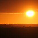 Welsh Sunset by Anthony Thomas