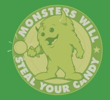 Candy Monster by Jason Tracewell