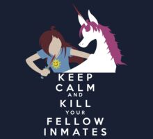 KEEP CALM by Janelle Slater