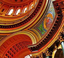 Dome And Details by EBArt