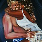 Jeny & Rene - Interracial Lovers Series  by Yesi Casanova