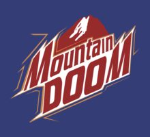 Mountain Doom Logo (Parody) by pixel-pie-pro