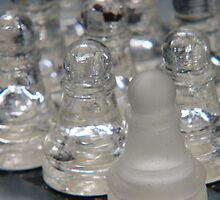 Chess Follow 2 by Colin Bentham