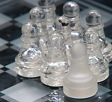 Chess Follow by Colin Bentham