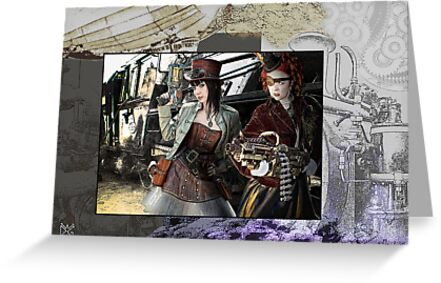 steampunks by dennis william gaylor