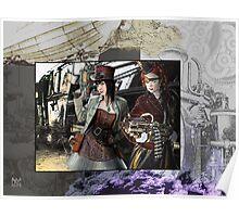 steampunks Poster