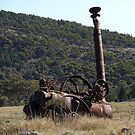 Old Steam Engine by SharonD