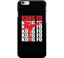 Kung Fu iPhone Case/Skin