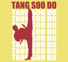Tang Soo Do Kids Clothes