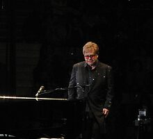 Sir Elton John by Handations