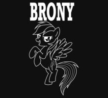 BRONY - RD (Black) by Pegasi Designs
