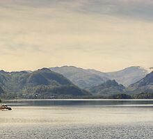 The Ferry And The Jaws Of Borrowdale by Jamie  Green