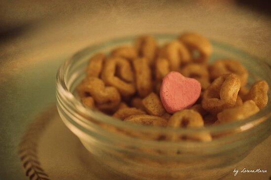 cereal by Lorena María