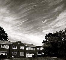 Interesting Clouds by Marina Wainwright