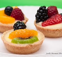 Fruit Tarts by joelleherman