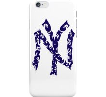 Tribal Yankees iPhone Case/Skin