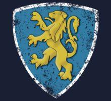 Classic Peugeot lion badge T-Shirt