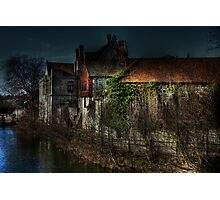 Arch Bishops Palace  Photographic Print
