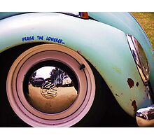 Praise the Lowered ! Photographic Print
