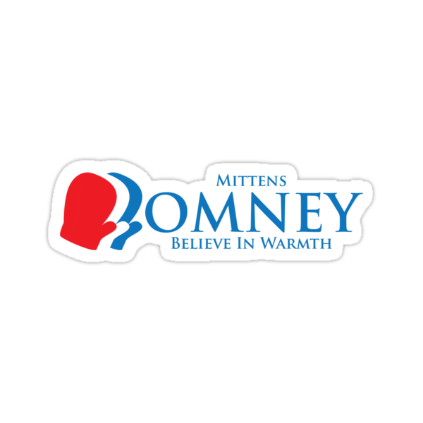 Mittens Romney by happyweasel