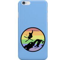skiing 2 iPhone Case/Skin