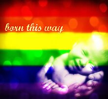 Born this way by Scott Mitchell