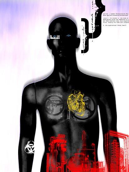 R-Evolve (Smoke Stacks and Casual Slacks) by AshenrowDesigns