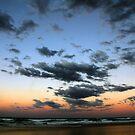 Cloudy by Marius Brecher