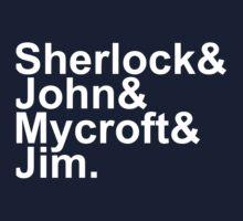 Sherlock Jetset by Celeste Yim