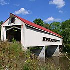 Mechanicsville Covered Bridge by Jack Ryan