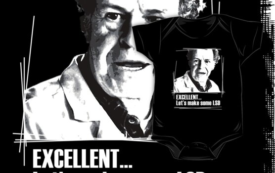 Walter Bishop by GKdesign