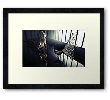 Those Silent Captivity Conversations Framed Print