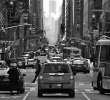 NYC Streets by musicguy2341