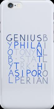 Genius, billionaire, playboy philanthropist  by nimbusnought