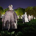 Korean War Memorial by Pschtyckque