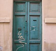 Roman Doors, #1 (March 2012) by kgarrahan