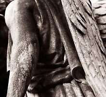 Angel, Mount Auburn Cemetery, Cambridge, MA by bostonart