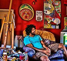 The mind of an artist by Pranav Babu
