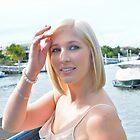 Sunny day at the marina by Ian McKenzie
