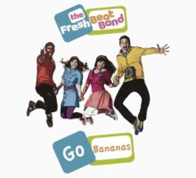 The Fresh Beat Band Go Bananas by antsp35