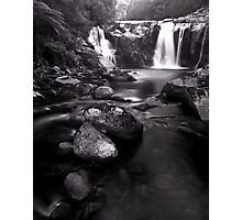 """Halls Falls"" ∞ The Blue Tier, Tasmania - Australia Photographic Print"