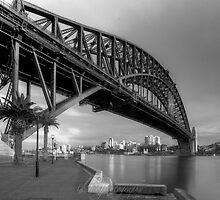 B+W BRIDGE by donnnnnny