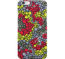 Psychedelic reptile.  iPhone Case/Skin